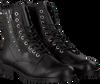 Zwarte HIP Veterschoenen H1167  - small
