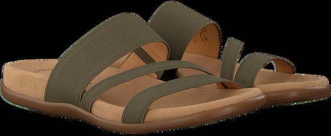 Groene GABOR Slippers 702 - large