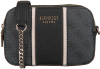 Grijze GUESS Schoudertas CATHLEEN CAMERA BAG  - medium