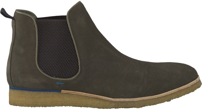 Groene GREVE Chelsea boots MS2861  - large