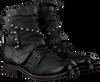 Zwarte A.S.98 Biker boots 207250 - small