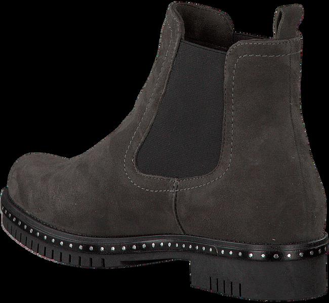 Grijze OMODA Chelsea boots 74B-010  - large