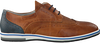 Cognac CYCLEUR DE LUXE Veterschoenen PULSANO  - small