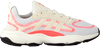 Witte ADIDAS Lage sneakers HAIWEE C - small