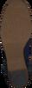 Blauwe SHABBIES Enkellaarsjes 182020056  - small