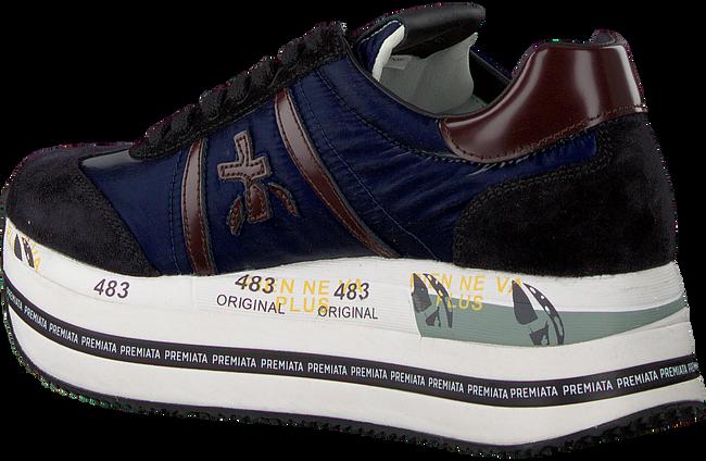 Blauwe PREMIATA Lage sneakers BETH  - large
