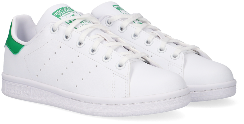 Witte ADIDAS Lage sneakers STAN SMITH J  - larger