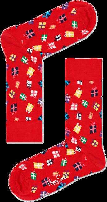 Rode HAPPY SOCKS Sokken GIF01 - large