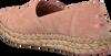 Roze TOMS Espadrilles PLATFORM ALPARGATA - small