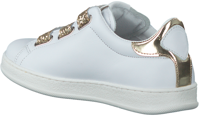 Witte HIP Sneakers H1679  - large
