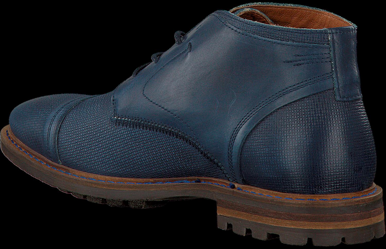 Chaussures Habillées Bleu Réadaptation Réadaptation Mike mVrEv2X