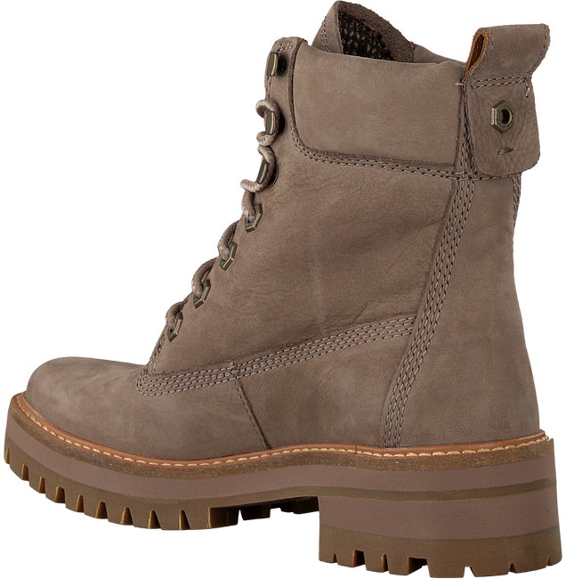 Taupe TIMBERLAND Veterboots COURMAYEUR VALLEY BOOT - large