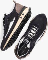 Zwarte FLORIS VAN BOMMEL Lage sneakers 16424  - medium
