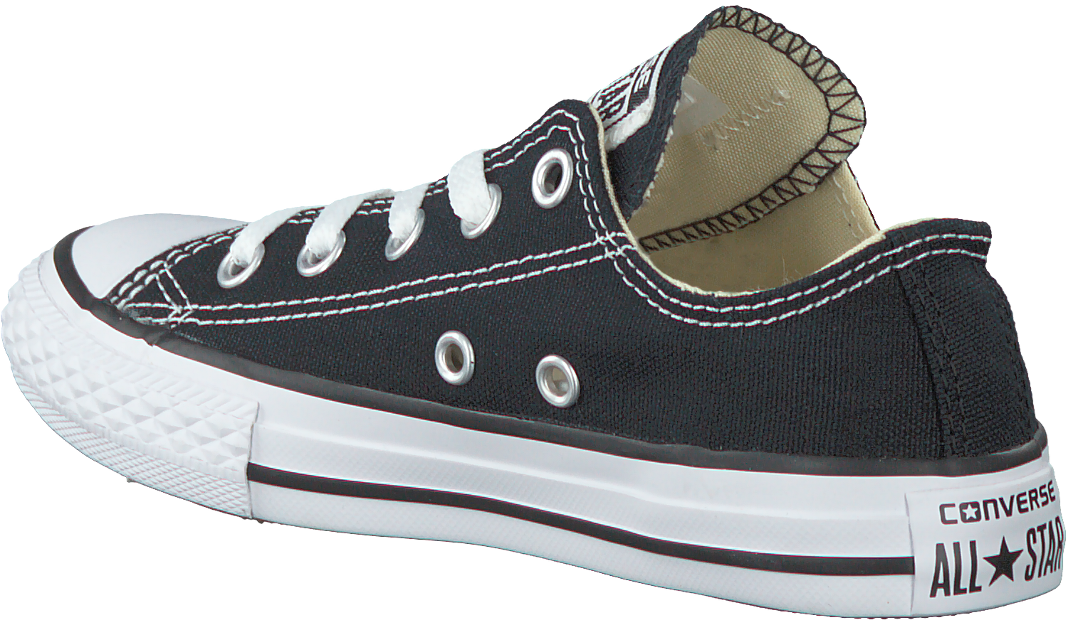 fdf6f68f81e Zwarte CONVERSE Sneakers CHUCK TAYLOR ALL STAR OX KIDS. CONVERSE. Previous