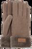 Taupe UGG Handschoenen TURN CUFF GLOVE - small