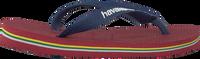Rode HAVAIANAS Slippers BRASIL LOGO KIDS  - medium