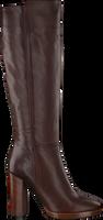 Bruine NOTRE-V Lange laarzen ELISA2  - medium