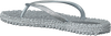 Zilveren ILSE JACOBSEN Slippers CHEERFUL01 - small
