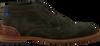 Groene FLORIS VAN BOMMEL Enkelboots 10907  - small