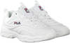 Witte FILA Sneakers RAY LOW MEN  - small