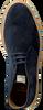 Blauwe NUBIKK Veterschoenen LOGAN DESERT MEN  - small