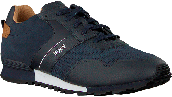 Blauwe HUGO Sneakers PARKOUR RUNN - large