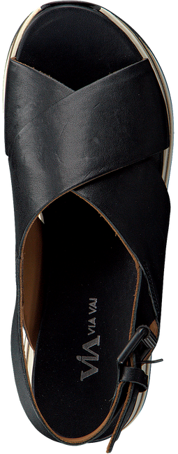 Zwarte VIA VAI Sandalen 5201038 - large