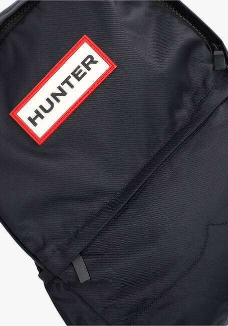 Zwarte HUNTER Rugtas ORIGINAL NYLON BACKPACK  - large