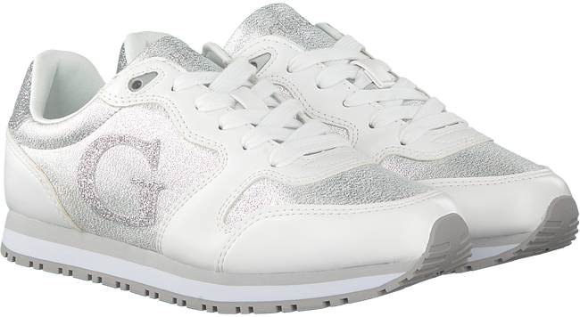 Witte GUESS Sneakers FLJHN1 FAB122 - large