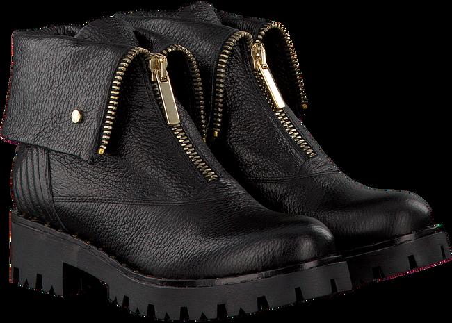Zwarte TOSCA BLU SHOES Biker boots SF1713S244  - large