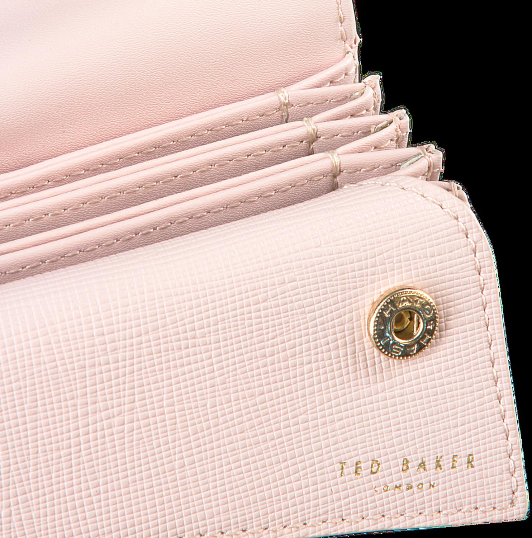 Roze TED BAKER Portemonnee KORSTIN | Omoda
