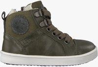 Groene OMODA Hoge sneaker OM120717  - medium
