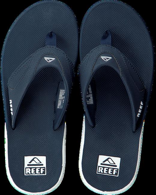 Blauwe REEF Slippers FANNING  - large