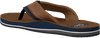 Cognac AUSTRALIAN Slippers ROCKANJE AT SEA - small