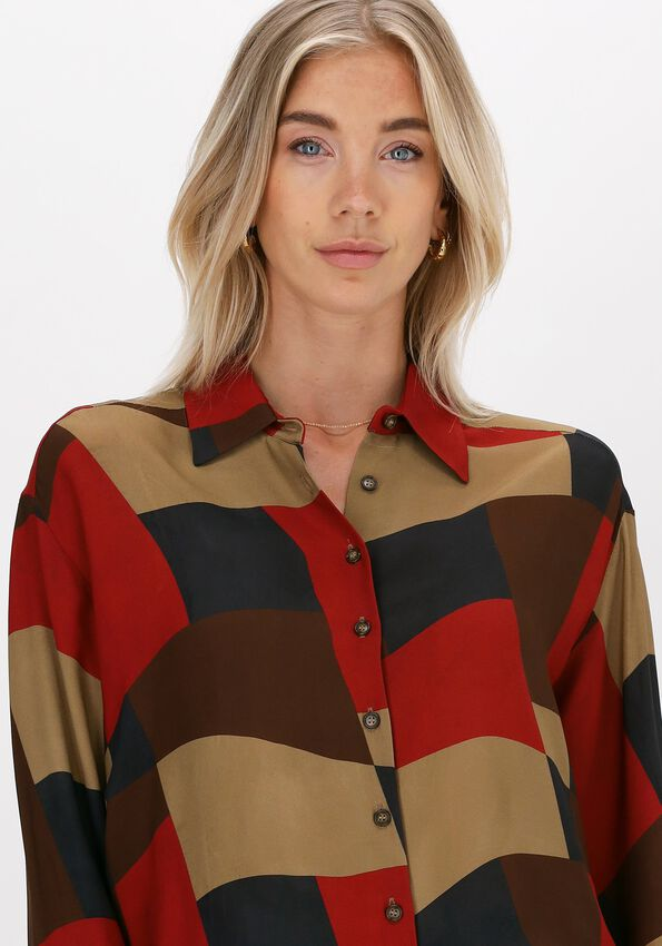 Rode OTTOD'AME Blouse CAMICIA  - larger