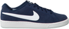Blauwe NIKE Sneakers COURT ROYALE SUEDE MEN  - small