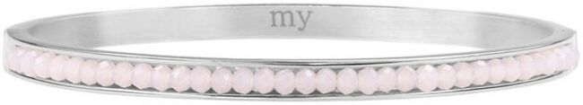 Zilveren MY JEWELLERY Armband BEADS BANGLE - large
