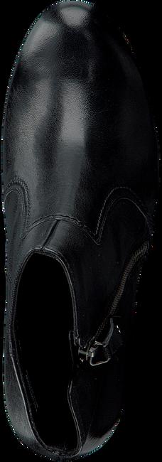 Zwarte PAUL GREEN Enkellaarsjes 9384 - large