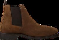 Cognac MAZZELTOV Chelsea boots GOLSING  - medium