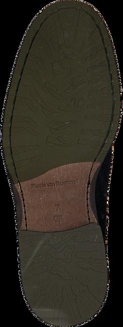 Zwarte FLORIS VAN BOMMEL Veterboots 10751 - large