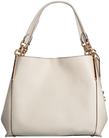 Beige COACH Handtas DALTON 28  - medium