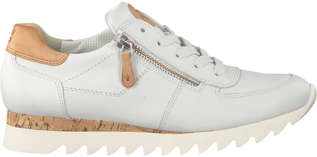 Witte PAUL GREEN Sneakers 4485  - large