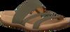 Groene GABOR Slippers 702 - small