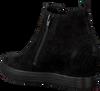 Zwarte GABOR Enkellaarsjes 671  - small