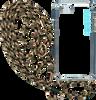 Groene KASCHA-C Telefoonkoord PHONECORD IPHONE 7+/8+  - small