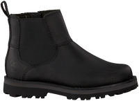 Zwarte TIMBERLAND Chelsea boots COURMA KID  - medium