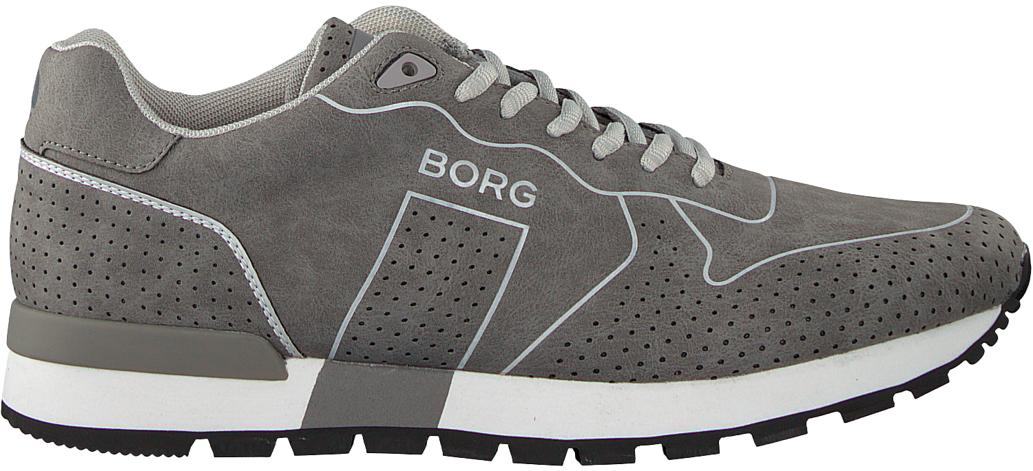 Björn Borg Chaussures Gris Faible Snp IH9pXLC0Nw
