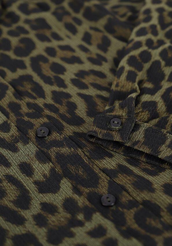 Groene EST'SEVEN Midi jurk EST'MAXI DRESS - larger