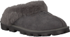Grijze UGG Pantoffels COQUETTE - small