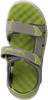 Grijze TIMBERLAND Sandalen PERKINS ROW 2-STRAP  - small